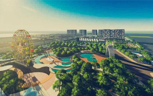 The New City Châu Đốc - hưởng lợi từ thành phố tiềm năng