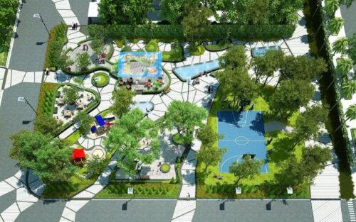 Tiện ích chung cư Long Phú Villa