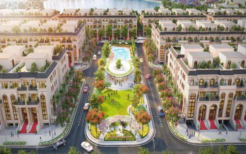 Tiến độ khu đô thị Vạn Phúc City cập nhật tháng 09/2021