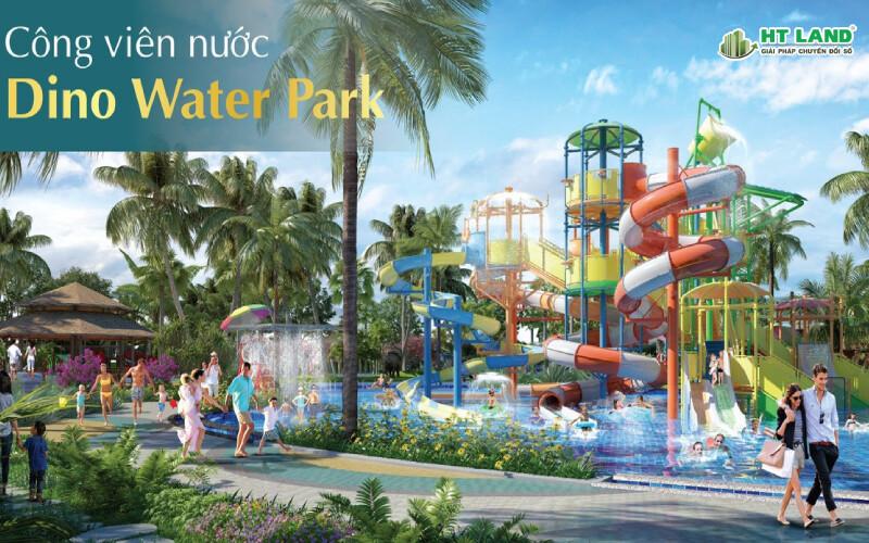 Công viên nước dự án West Lakes
