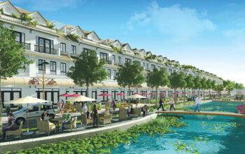 Điểm mạnh khu đô thị Five Star Eco City Cần Giuộc Long An