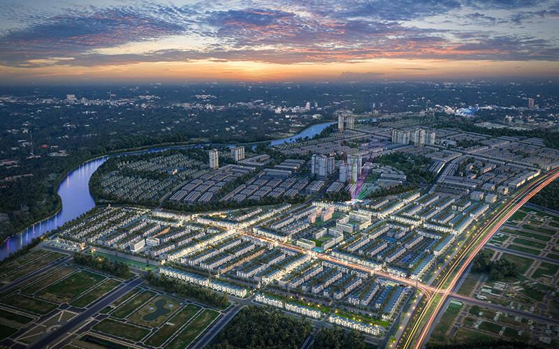 Dự án T&T Millennia City