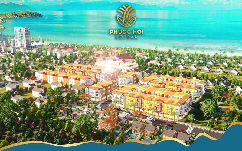 KDC Phước Hội Hồ Tràm 1