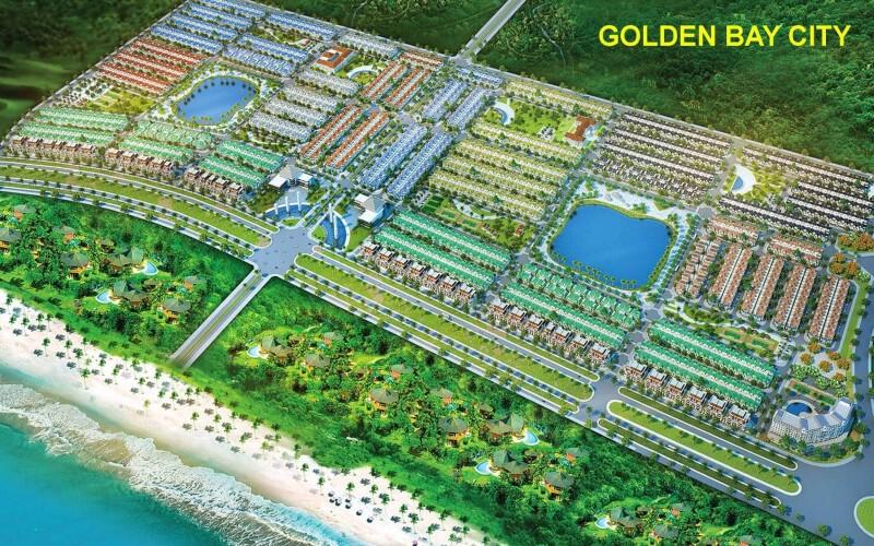 Dự án đất nền tiềm năng năm 2021 Golden Bay Cam Ranh