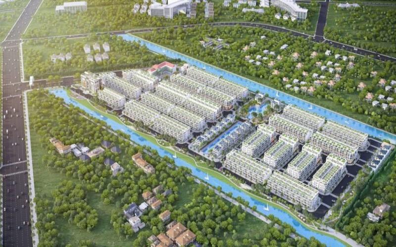 Dự án đát nền dưới 1 tỷ Lago Centro