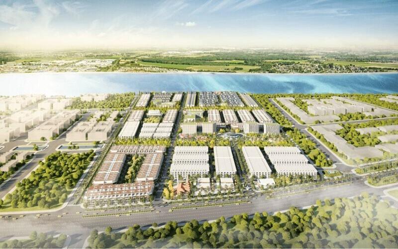 Dự án đất nền dưới 1 tỷ Garden Riverside