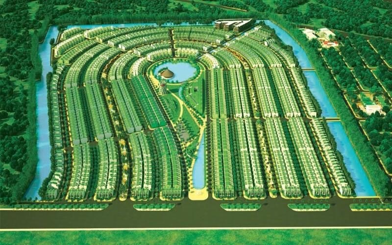 Dự án đất nền tiềm năng năm 2021 Làng Sen Việt Nam