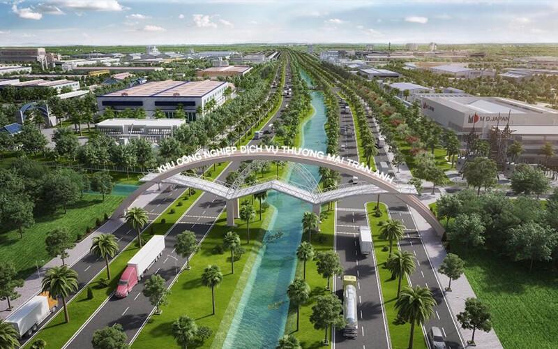 tiến độ dự án KCN Trần Anh Tân Phú mới nhất tháng 10/2021