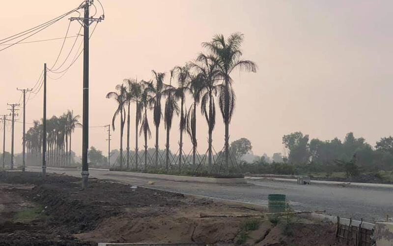 Tiến độ dự án KCN Trần Anh Tân Phú