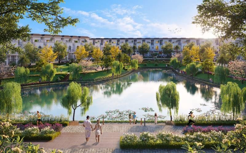 Tiện ích dự án Golden Bay City