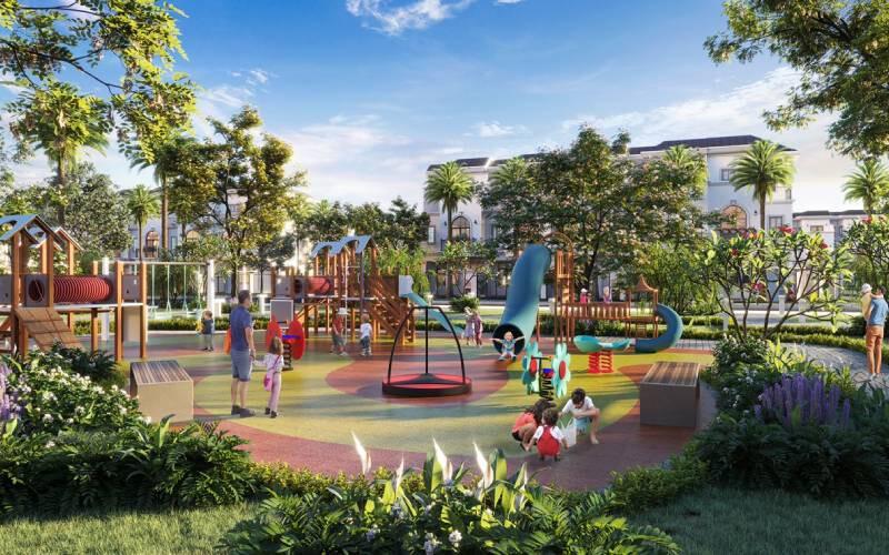 Tiện ích dự án Golden Bay City 1