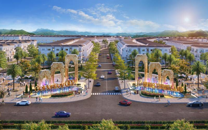 Dự án Golden Bay Cam Ranh